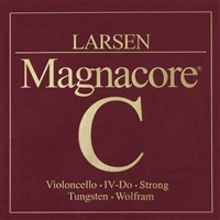 Larsen Magnacore Cello C String - 4/4 - Heavy/Strong Gauge