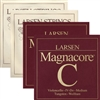 Larsen Magnacore Cello String Set with Larsen Soloist A and D