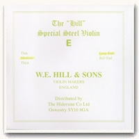 Hill Violin E String