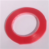 Fingerboard Marking Tape - Red - 100 Foot Roll