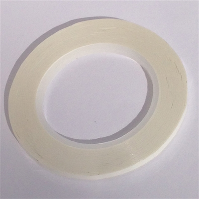 Fingerboard Marking Tape - White - 100 Foot Roll