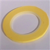 Fingerboard Marking Tape - Yellow - 100 Foot Roll