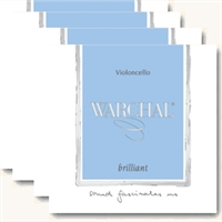 Warchal Brilliant Cello String Set