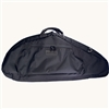 Mooradian Slim Violin Case Cover w/ Shoulder Strap - Black