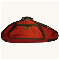 Mooradian Slim Violin Case Cover w/ Backpack Straps - Burgundy