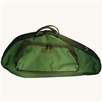 Mooradian Slim Violin Case Cover w/ Backpack Straps - Green