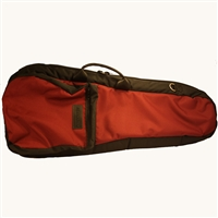 Mooradian Shaped Violin Case Cover w/ Backpack Straps - Burgundy