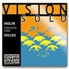 Thomastik Vision Solo Violin String Set