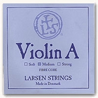 Larsen Violin String Set