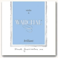 Warchal Brilliant Viola String Set