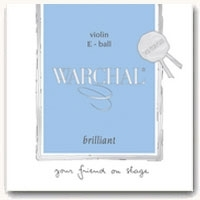 Warchal Brilliant Vintage Violin String Set