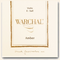 Warchal Amber Violin String Set