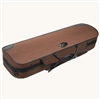 Pedi Steel-Reinforced Violin Case - Brown