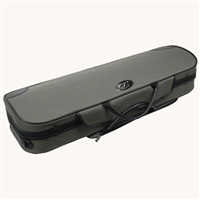 Pedi Steel-Reinforced Violin Case - Green