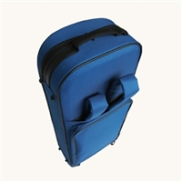 Pedi Steel-Reinforced Viola Case - Blue
