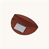 Strad Pad - Velcro - Medium Size - Rosewood Color