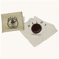 Melos Dark Violin Rosin