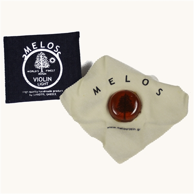 Melos Light Violin Rosin - Mini