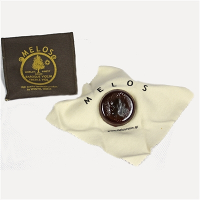 Melos Baroque Violin Rosin