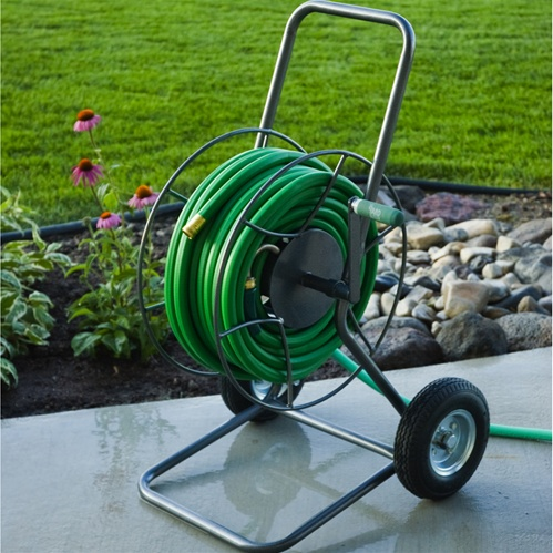 list price 14499 - Garden Hose Reel Cart