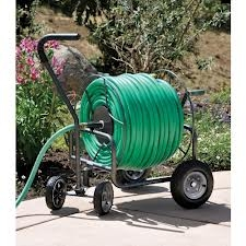 List Price $245.25 & Yard Butler HT-4EZTURN 4 Wheel Hose Cart | MyReels.com