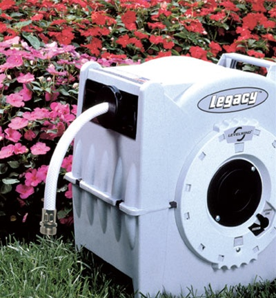 Lovely Retractable Garden Hose Reels From Legacy