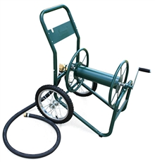 200 Industrial grade two wheel hose reel cart