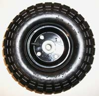 Replacement Metal Hub Tire for LGP-840, LGP-871