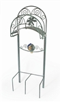 Decorative Lawn Hose Stand