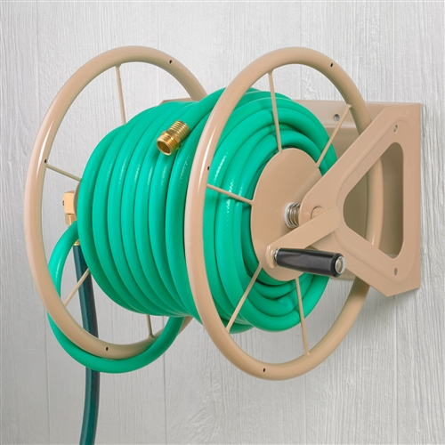 wall mount 3in1 200ft hose reel