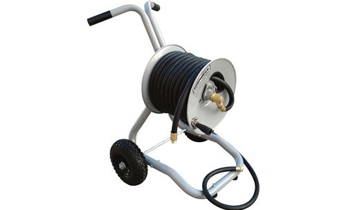 Roughneck 163151 Steel 2 Wheel Garden Hose Cart MyReelscom