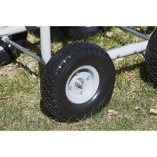 Strongway 4 Wheel Hose Reel Wagon