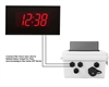 Netbell-KBC Network Break Buzzer with Master Time Clock