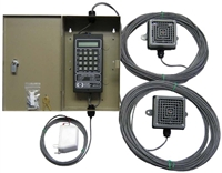 AP21-BH2 EXTRA LOUD BREAK BUZZER SYSTEM w/ Extra Buzzer and Heavy Duty Power Supply 100db at 10 ft.