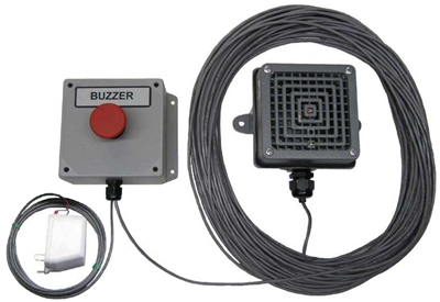 Push Button Buzzer System