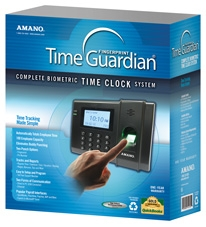 FPT-80 Time Guardian Fingerprint