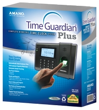 Time Guardian FPT-80 Plus Fingerprint