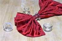 Patron Napkin Ring - Set of 4