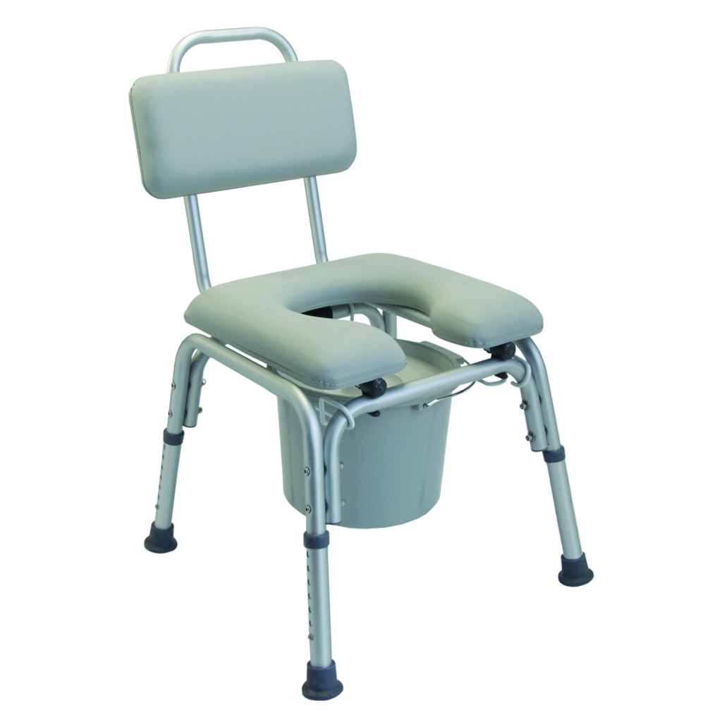 Platinum Deluxe Padded Commode Bath Seats, 7946A