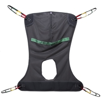 Lumex - Full-Body Mesh Commode Sling