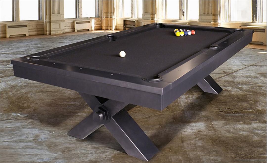 8FT Vox Steel Billiard Pool Table