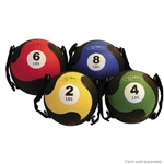 FitBALL MedBalls with Straps