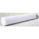 BodySport White Foam Roller - Full or Half