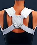 Bell-Horn Clavicle Support