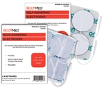 BodyMed Self-Adhering Electrodes w/ Multistick Gel - Square