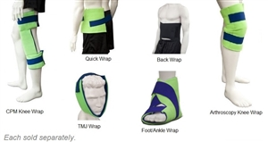 Brownmed Polar Ice Wrap