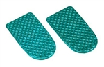 BrownMed Soft Stride Extended Heel Cushion - Pair