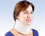 "FLA Orthopedics® Medical Foam Cervical Collar - Regular - 3¼"" Width"