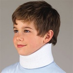 FLA Orthopedics® Microban® Pediatric Cervical Collar