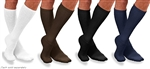 Sensifoot Diabetic Knee High Crew Socks by JOBST® - Mild - 8-15 mmHg Compression